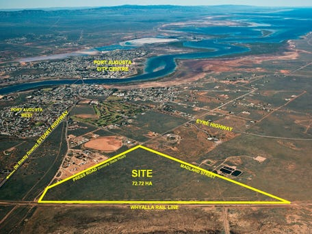Lot 40 & 4 Old Tarcoola Road, Port Augusta West, SA 5700