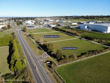 74 & 86 Evandale Road, Western Junction, Tas 7212