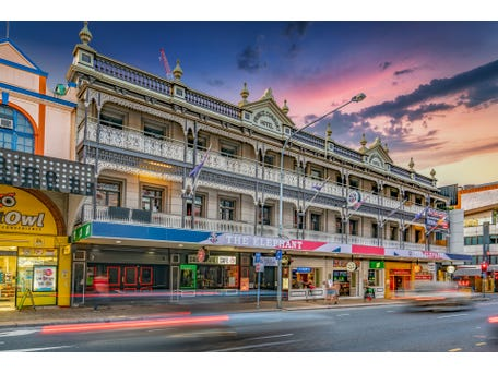 THE ELEPHANT HOTEL, 230 Wickham Street, Fortitude Valley, Qld 4006