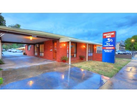 Ky Country Roads Motor Inn, 363 Allan Street, Kyabram, Vic 3620
