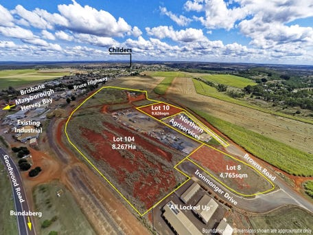 7 Bloomfield Industrial Park, Childers, Qld 4660