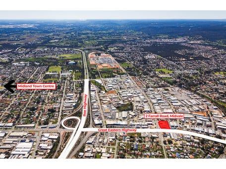 Units 1 & 2 , 2  Farrall Road, Midvale, WA 6056