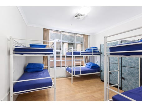 PRE-APPROVED BACKPACKER HOSTEL FOR LEASE , 661 George Street, Sydney, NSW 2000