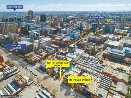 162-164 Wakefield Street & 139 Ifould Street, Adelaide, SA 5000