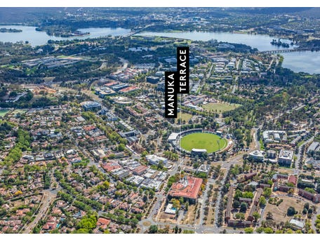 Manuka Terrace, Crn Franklin Street and Flinders Way, Griffith, ACT 2603