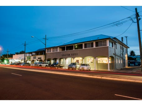 Grafton Hotel, 97 Fitzroy Street, Grafton, NSW 2460