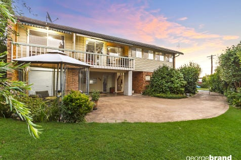 25 Marbarry Avenue, Kariong, 2250, Central Coast - House / BONUS STUDIO! / Balcony / Fully Fenced / Garage: 2 / Secure Parking / Built-in Wardrobes / Dishwasher / Floorboards / Open Fireplace / Reverse-cycle Air Conditioning / Rumpus Room / Study / Workshop / Living Areas: 3 / Toilets: 3 / $675,000