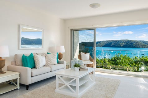 4/50 Palm Beach Road, Palm Beach, 2108, Northern Beaches - Unit / Stunning Pittwater Views - Central Location / Open Spaces: 2 / Air Conditioning / Built-in Wardrobes / $1,550,000