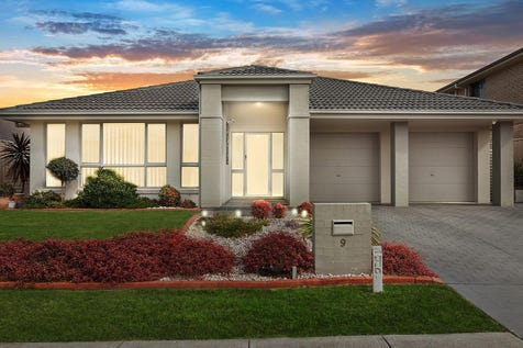 9 Wakool Crescent, Woongarrah, 2259, Central Coast - House / Stylish, modern, low maintenance iving / Garage: 2 / $680,000