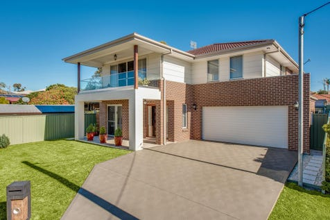 185 Bay Road, Toowoon Bay, 2261, Central Coast - House / Better Than Brand New - Immaculate Beachside Family Abode - Beach & Cafe Lifestyle Opportunity / Balcony / Fully Fenced / Swimming Pool - Inground / Garage: 2 / Remote Garage / Air Conditioning / Broadband Internet Available / Built-in Wardrobes / Study / $1,345,000