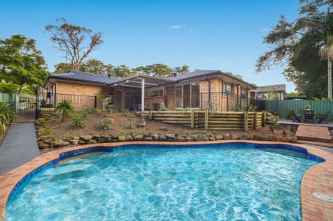 53 James Sea Drive, Green Point, 2251, Central Coast - House / Beautifully Presented & So Convenient / Fully Fenced / Shed / Swimming Pool - Inground / Garage: 2 / Secure Parking / Air Conditioning / Broadband Internet Available / Built-in Wardrobes / Dishwasher / Split-system Air Conditioning / Split-system Heating / $690,000
