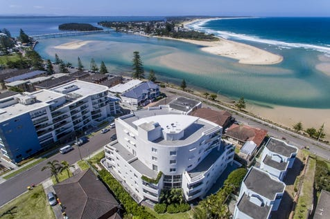 6/2-6 Beach Street, The Entrance, 2261, Central Coast - Apartment / Beautiful Beach Street / Balcony / Garage: 1 / Secure Parking / $435,000