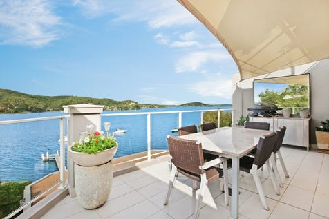 9/3-7 Wharf Street, East Gosford, 2250, Central Coast - Unit / Executive Waterfront Apartment / Garage: 2 / Toilets: 3 / P.O.A
