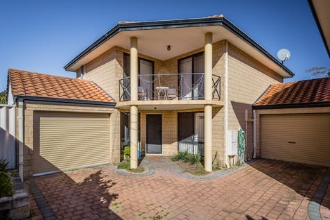 4/6 Edna Street, Tuart Hill, 6060, North East Perth - Villa / Open by appointmet over the holliday period........and the  price has been reduced for great value / Balcony / Garage: 2 / Secure Parking / Air Conditioning / Toilets: 2 / $500