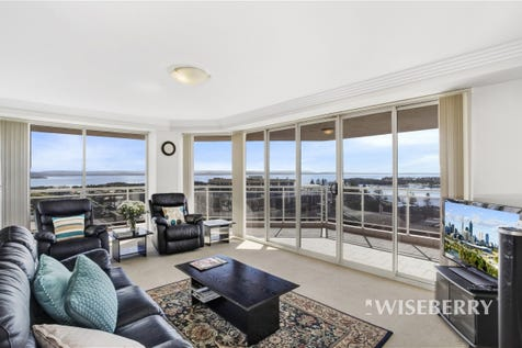 902/18 Dening Street, The Entrance, 2261, Central Coast - House / Perfect Size with Panoramic Ocean and Lake Views / Balcony / Garage: 1 / Secure Parking / Built-in Wardrobes / Dishwasher / Intercom / $700,000
