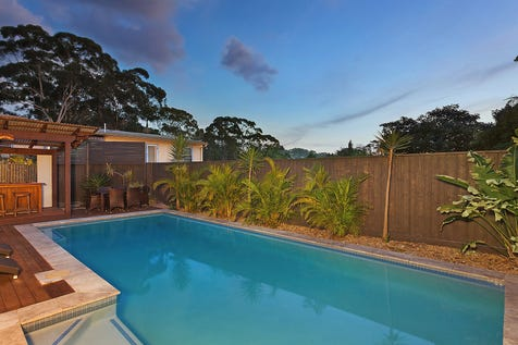 105 Lakin Street, Bateau Bay, 2261, Central Coast - House / Stunning contemporary family home with in-ground pool / Balcony / Deck / Garage: 2 / Air Conditioning / Built-in Wardrobes / Dishwasher / Gas Heating / $890,000