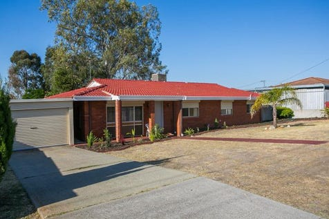 3 Germain Way, Lockridge, 6054, North East Perth - House / 4 bedrooms, 2 toilets and the longest patio in the southern hemisphere! / Fully Fenced / Outdoor Entertaining Area / Shed / Carport: 1 / Open Spaces: 2 / Air Conditioning / Built-in Wardrobes / Living Areas: 1 / Toilets: 2 / $350,000