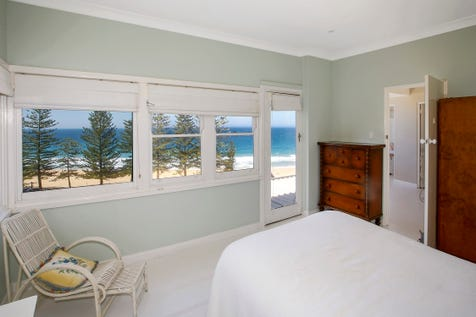 229 Whale Beach Road, Whale Beach, 2107, Northern Beaches - House / Historic Whale Beach holiday home, beachfront position / Balcony / Garage: 1 / Open Spaces: 3 / Secure Parking / $4