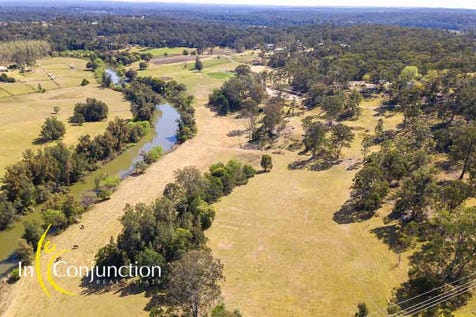 638 Halcrows Road, Cattai, 2756, Central Coast - Acreage/semi-rural / Beautiful large acreage property in private elevated setting with beautiful creek frontage, Blue Mountain views, 4 bedroom home and horse facilities. / Swimming Pool - Inground / Carport: 2 / Garage: 2 / P.O.A