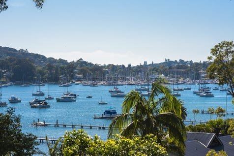2023 Pittwater Road, Bayview, 2104, Northern Beaches - House / Architecturally designed, dress circle position overlooking Pittwater / Garage: 4 / Ensuite: 1 / P.O.A