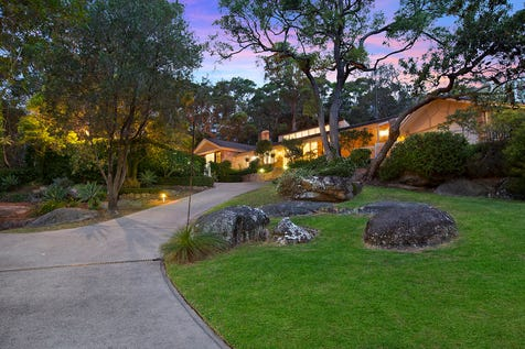 2 Gilwinga Drive, Bayview, 2104, Northern Beaches - House / Incredible privacy and natural beauty - To be sold on or before 15 March / Garage: 4 / Secure Parking / Air Conditioning / Alarm System / Built-in Wardrobes / Open Fireplace / Study / Ensuite: 1 / $2,200,000