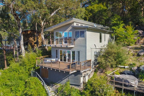 14 Milloo Pde, Cheero Point, 2083, Central Coast - House / Live the Waterfront Lifestyle!! / Balcony / Carport: 2 / Air Conditioning / Floorboards / Toilets: 2 / P.O.A