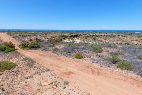 153 Hunt Street, Exmouth, 6707, Northern Region - Residential Land / REDUCED!!!!! - MUST SELL - Ocean Views!!! Huge 5,426m2 Zoned Composite Block ready for you to live, work or holiday from in beautiful Exmouth! / $316,000
