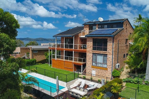6 Indra Road, Tascott, 2250, Central Coast - House / High point of Tascott / Balcony / Swimming Pool - Inground / Garage: 2 / Open Spaces: 2 / Secure Parking / Air Conditioning / Toilets: 4 / $1,300,000