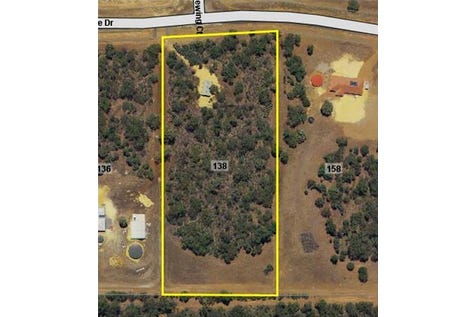 Lot 156, 138 Turtledove Drive, Lower Chittering, 6084, North East Perth - Residential Land / HOUSE PLANS READY? / $275,000