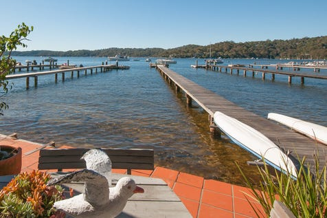 53 Florence Terrace, Scotland Island, 2105, Northern Beaches - House / On The Edge of Pittwater  / Deck / $1,200,000