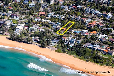 206 Whale Beach Road, Whale Beach, 2107, Northern Beaches - House / Mandalay, Deceased Estate, Steps from the Sand / Balcony / Garage: 1 / Open Spaces: 2 / Floorboards / $3