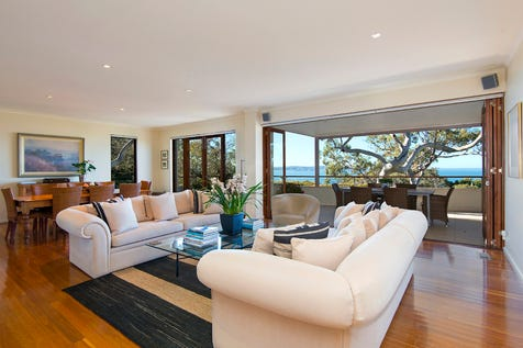 125 Bynya Road, Palm Beach, 2108, Northern Beaches - House / Ocean Views, Pool, Style, Privacy, Easy Access, Sun, NE Aspect - What More Could You Want? / Carport: 2 / Air Conditioning / Built-in Wardrobes / Ensuite: 1 / $3,350,000