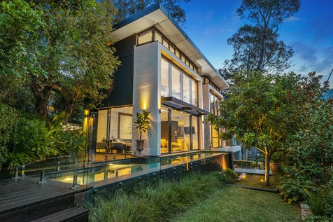 2041 Pittwater Road, Bayview, 2104, Northern Beaches - House / Simply Breathtaking / Balcony / Swimming Pool - Inground / Garage: 2 / Open Spaces: 1 / Secure Parking / Air Conditioning / Alarm System / Floorboards / Toilets: 4 / P.O.A