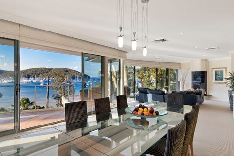 2047 Pittwater Road, Bayview, 2104, Northern Beaches - House / Luxury Living In Waterfront Reserve Location / Garage: 3 / Open Spaces: 2 / P.O.A