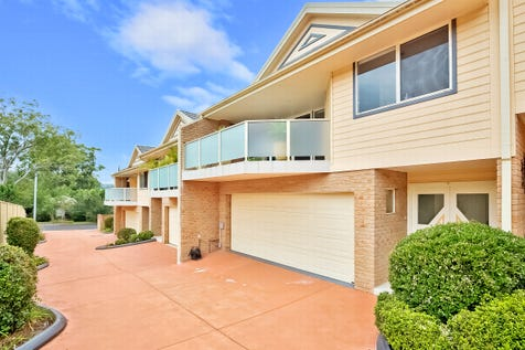 3/28 Boronia Street, East Gosford, 2250, Central Coast - Townhouse / Sleek, Stylish & Spacious Townhouse / Balcony / Garage: 2 / Secure Parking / Air Conditioning / Floorboards / Toilets: 2 / $640,000