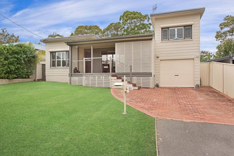 26 George Hely Crescent, Killarney Vale, 2261, Central Coast - House / Lakeside & Absolutely Immaculate - Fully Renovated Family Home - Price Reduced To Sell!!! / Deck / Fully Fenced / Garage: 1 / Air Conditioning / Built-in Wardrobes / Dishwasher / Floorboards / $639,000