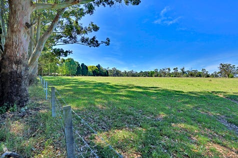 "191 Bloodtree Road, Mangrove Mountain, 2250, Central Coast - Acreage/semi-rural / ""Garrawin"" – Picturesque 61 Acres (24.84 ha) / Balcony / Fully Fenced / Outdoor Entertaining Area / Shed / Tennis Court / Garage: 2 / Air Conditioning / Broadband Internet Available / Dishwasher / Ducted Cooling / Ducted Heating / Floorboards / Study / $2,650,000"