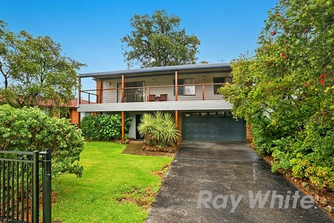 27 Chelmsford Road, Charmhaven, 2263, Central Coast - House / Massive Lakeside Entertainer / Garage: 4 / Toilets: 3 / P.O.A