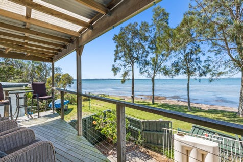 46 Marks Road, Gorokan, 2263, Central Coast - House / Absolute Waterfront - 1113m2 Block / Garage: 1 / $950,000