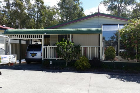 232/2 Evans Road, Canton Beach, 2263, Central Coast - House / Beautiful and unique home / Courtyard / Shed / Carport: 1 / Secure Parking / Air Conditioning / Broadband Internet Available / Built-in Wardrobes / Dishwasher / Pay TV Access / Study / $269,000