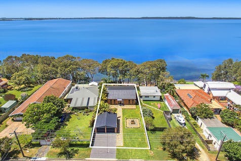 94 Tuggerawong Road, Wyongah, 2259, Central Coast - House / Classically modern lakeside home / Garage: 2 / P.O.A