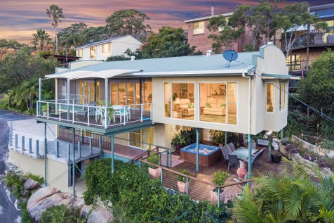 44 The Rampart, Umina Beach, 2257, Central Coast - House / Ocean Views in a Private Tranquil Setting / Open Spaces: 4 / $890,000