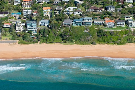 241/241a Whale Beach Road, Whale Beach, 2107, Northern Beaches - House / Two Beachfront Titles : To Be Sold In One Line / Garage: 2 / Built-in Wardrobes / Open Fireplace / $8,600,000