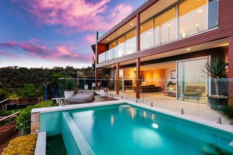 5 Bilgola Terrace, Bilgola Beach, 2107, Northern Beaches - House / Contemporary sanctuary overlooking the surf / Balcony / Swimming Pool - Inground / Garage: 2 / Secure Parking / Air Conditioning / $3