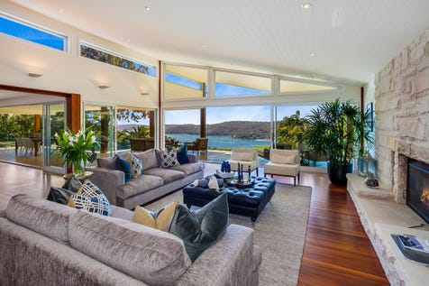 1 Araluen Place, Bayview, 2104, Northern Beaches - House / Flawless residence, stunning setting / Garage: 2 / $5,600,000