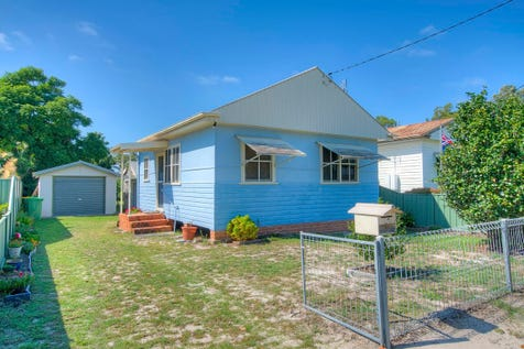 56 Springwood Street, Ettalong Beach, 2257, Central Coast - House / Ettalong Beach character filled cottage with  rear lane access / Shed / Garage: 1 / Floorboards / $625,000