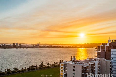 64/155 Adelaide Terrace, East Perth, 6004, Perth City - Apartment / Jaw Dropping Sunsets! / Garage: 2 / $900,000