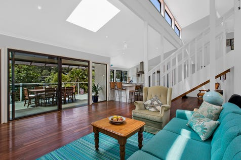 59 Riviera Avenue, Terrigal, 2260, Central Coast - House / Light-Filled Family Entertainer / Deck / Fully Fenced / Outdoor Entertaining Area / Garage: 2 / Built-in Wardrobes / Dishwasher / Floorboards / Indoor Spa / Reverse-cycle Air Conditioning / P.O.A