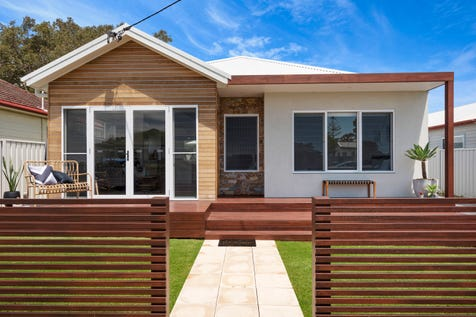 77A Surf Street, Long Jetty, 2261, Central Coast - House / Brand New Beachside Home – Low Maintenance Lifestyle on the Eastside / Courtyard / Fully Fenced / Outdoor Entertaining Area / Garage: 2 / Remote Garage / Built-in Wardrobes / Dishwasher / Floorboards / P.O.A