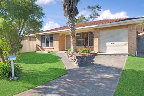 13 Benkari Avenue, Kariong, 2250, Central Coast - House / Single Level Home with Covered Entertaining Deck in Quiet Cul-De-Sac! / Dishwasher / P.O.A